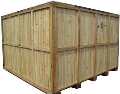 免熏蒸木箱包装箱说明